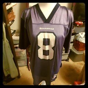 XL Seahawks Hasselbeck Jersey